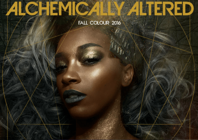 OCC Alchemically Altered Fall 2016 collection