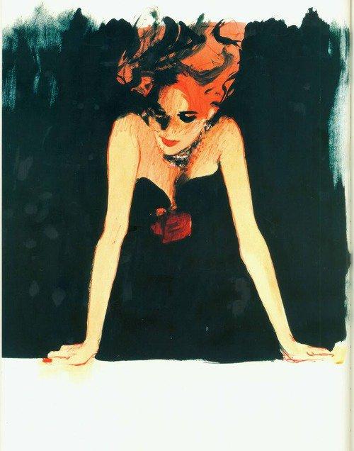 Noir Art | Rene Gruau (3/6)