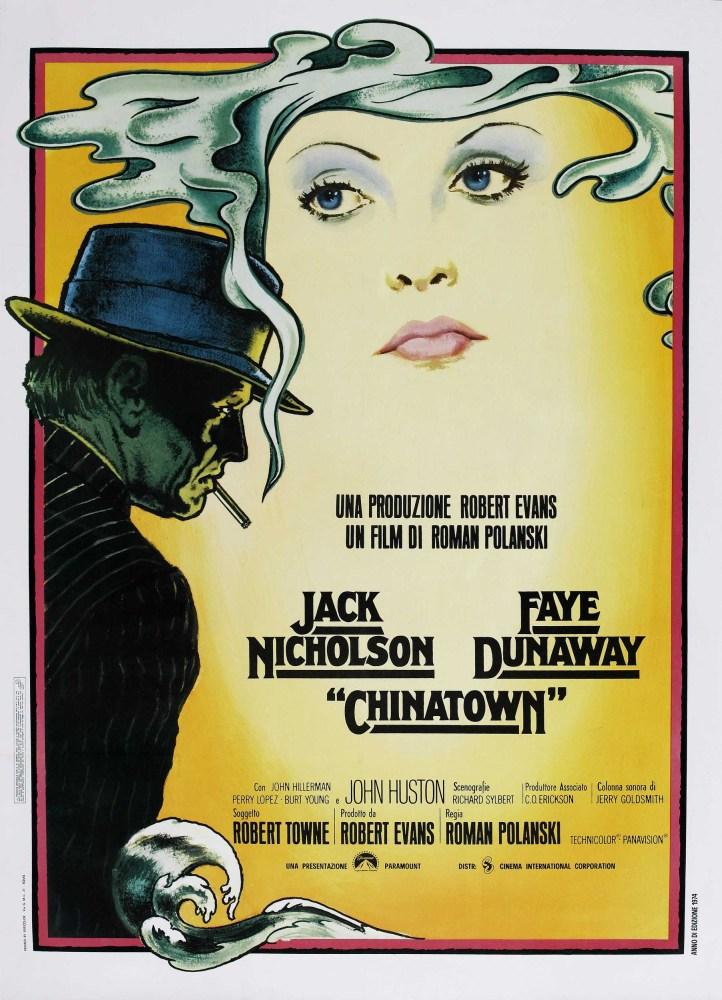 Film Noir | Chinatown (1974) (1/6)