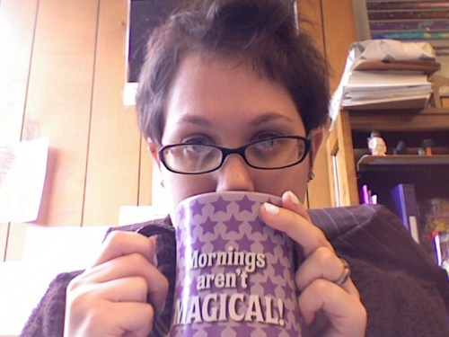 Disney mug from Tim
