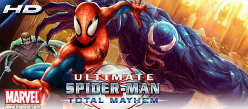 spiderman-HD-gameloft