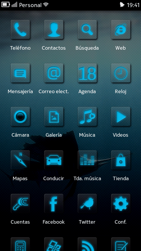 Sailfish tema N9