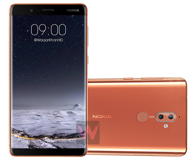 Nokia 8 with 6GB RAM, 128GB storage to be announced next month