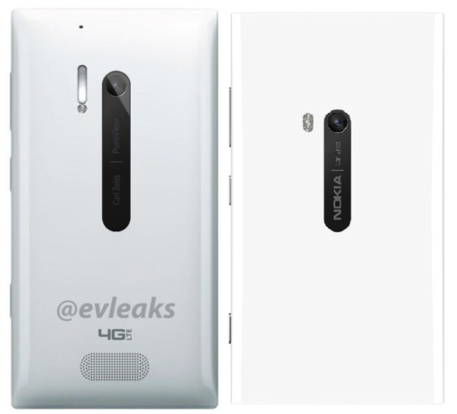 Lumia 920 vs Lumia 928 back