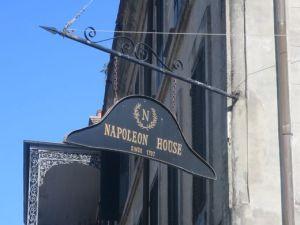 Napoleon House Sign - USAToday.com