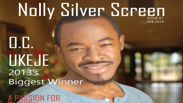OC UKEJE NOLLY SILVER SCREEN ISSUE 1