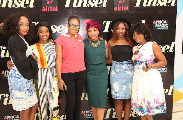 Tinsel stars meet fans in Lagos 9