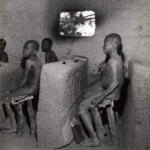 Unbelievable!! See Picture Of A Classroom In Nigeria In 1950
