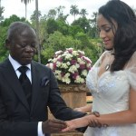 BOMBSHELL: My Husband Is Too Fetish And Diabolic – Lara Oshiomhole, as She Files For Divorce
