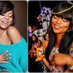 See The striking resemblance between Funke Akindele and Taraji P Henson (Photo)