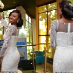 See The Breath Taking Wedding Gown Everyone Is Talking About
