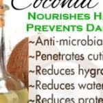 Coconut Oil For Hair – Benefits of Coconut Oil