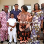 Pics: Nollywood stars, VP Sambo, OBJ in Gambia for the country's 50th Independence celebrations