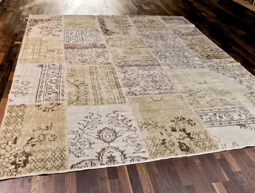 Clayton Gray Home Patchwork Rug