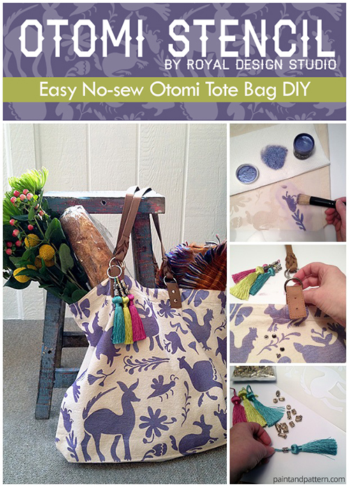Otomi Tote Bag