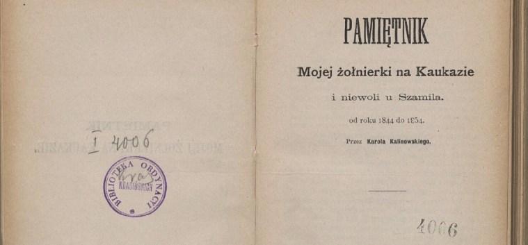 pamietnik-kalinowski