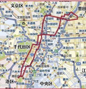 コース 東京タワースカイツリー