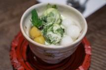 Green Tea Parfait - Cha-An