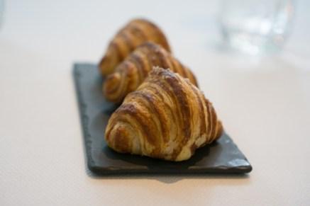 pretzel croissant - the modern