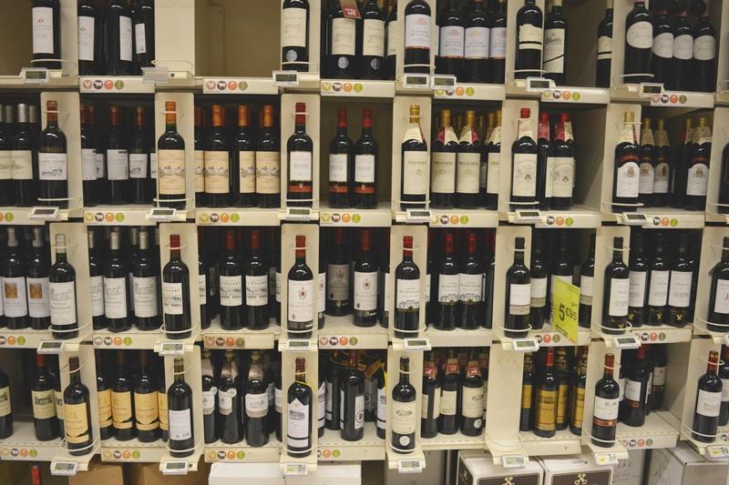 o que comprar no supermercado em Paris
