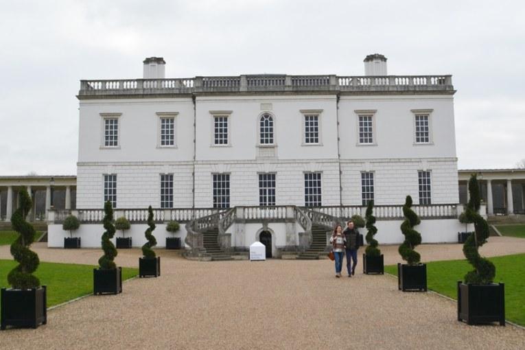 Queen's House : Um Palácio em Greenwich