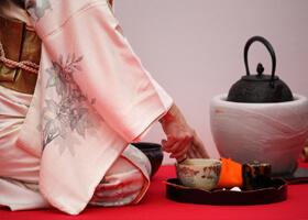 Tea Celemony Picture