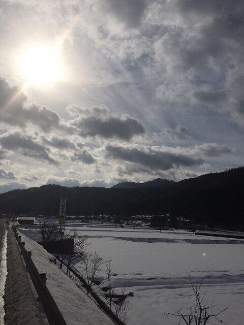 Muraoka in Winter