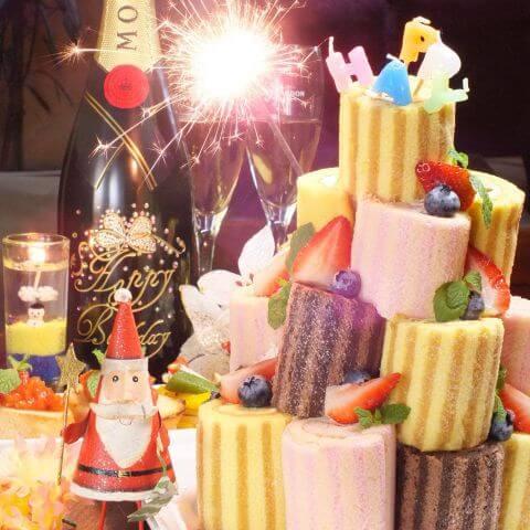 The jacalantan restaurant 007 / Special Cakes