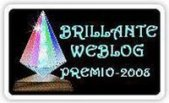 Brilliante Blog Award Nonadita