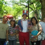 Perayaan 4th of July di Washington, DC