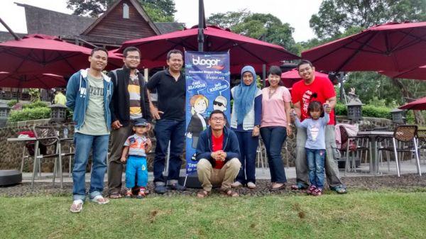 Pengurus Komunitas Blogger Bogor Blogor