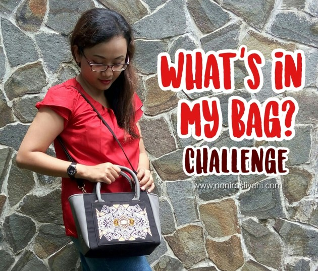 What's in My Bag? Challenge