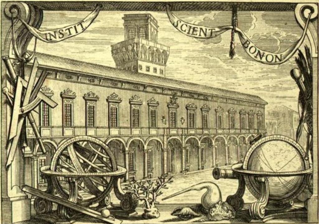 Accademia delle scienze dell'Istituto di Bologna ©Unibo