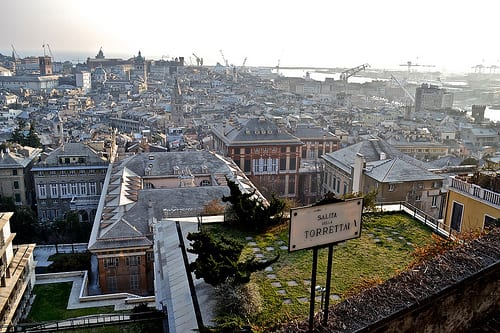 Genova una città tutta da scoprire