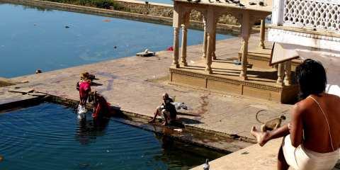 Abduzioni a Pushkar