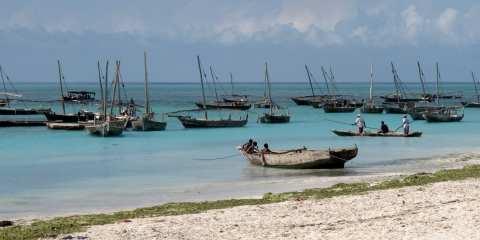 Spiaggia Nungwi