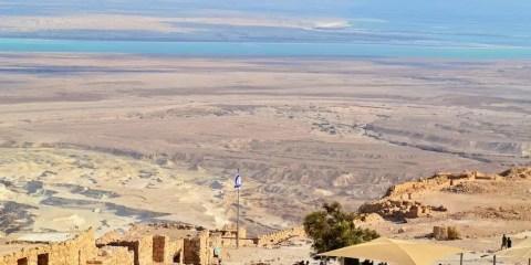 Mar Morto e Masada, Israele