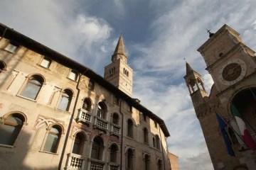 Centro storico di Pordenone (foto di Danilo Rommel)