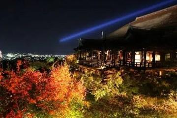 Il tempio di Kiyomizu-dera