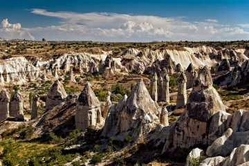 Valle dell'Amore - Cappadocia, Turchia