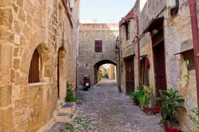 Rodi, Grecia