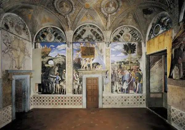 Alla scoperta di mantova e di andrea mantegna for Mantova la camera degli sposi