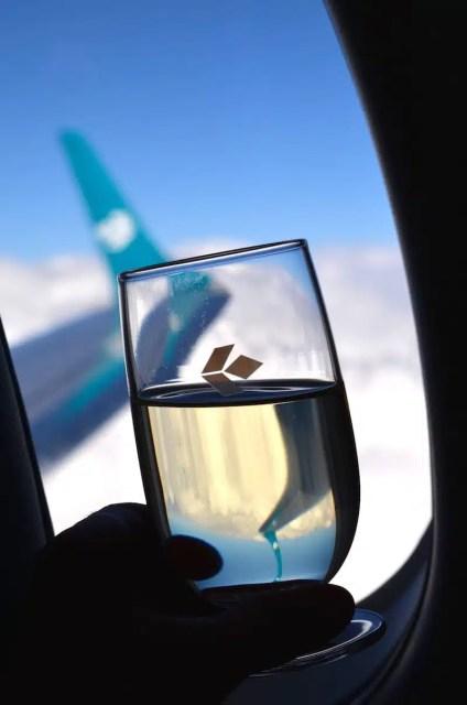 In volo verso Monaco