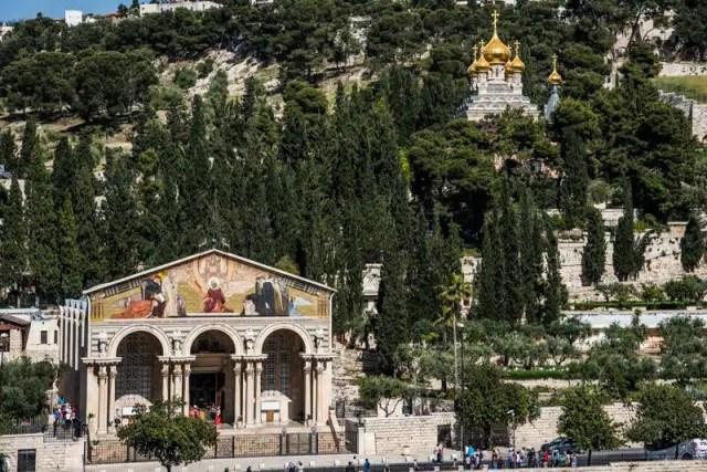 Basilica delle Nazioni - Gerusalemme, Israele