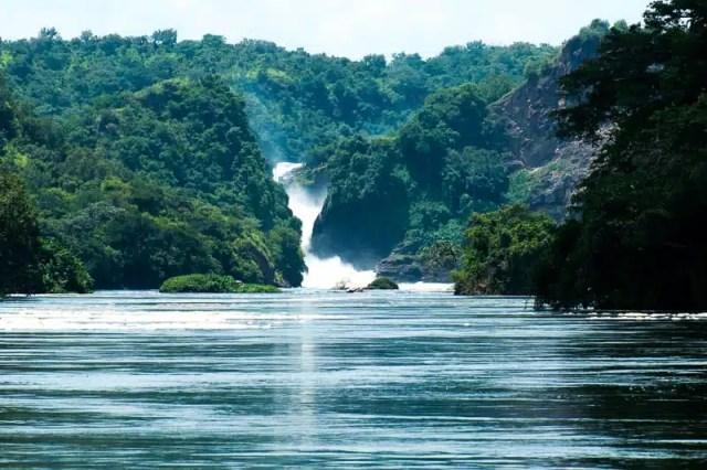 Cascate Murchinson - Uganda