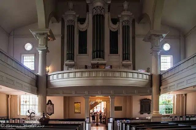 Chiesa di Cristo - Filadelfia, USA