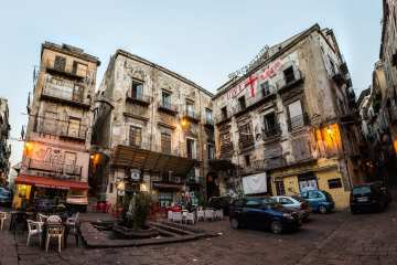 Palermo, Fernando Garcìa