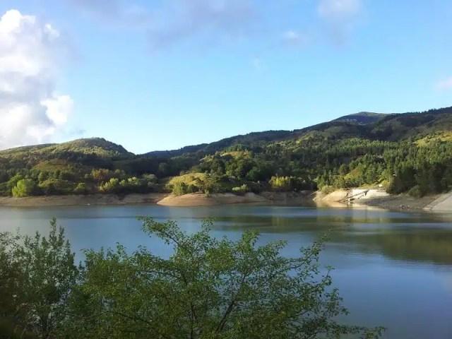 Lago di Giacopiane, Parco dell'Aveto - Liguria