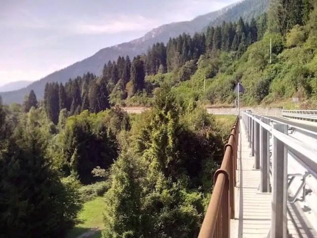 Viaggio in moto - Dolomiti bellunesi