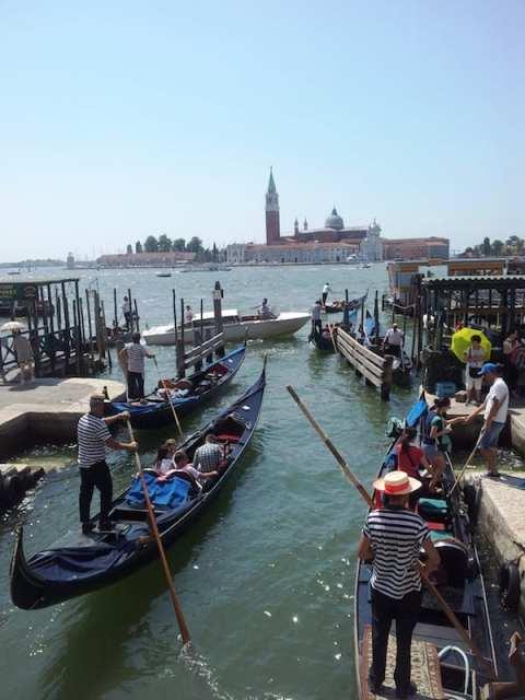 Venezia - Ciclovia dell'Amicizia